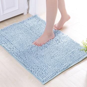 [Multiple Sizes] VOZRO Bath mat memory carpet rugs toilet funny bathtub Room living room door stairs bathroom foot floor mats 1