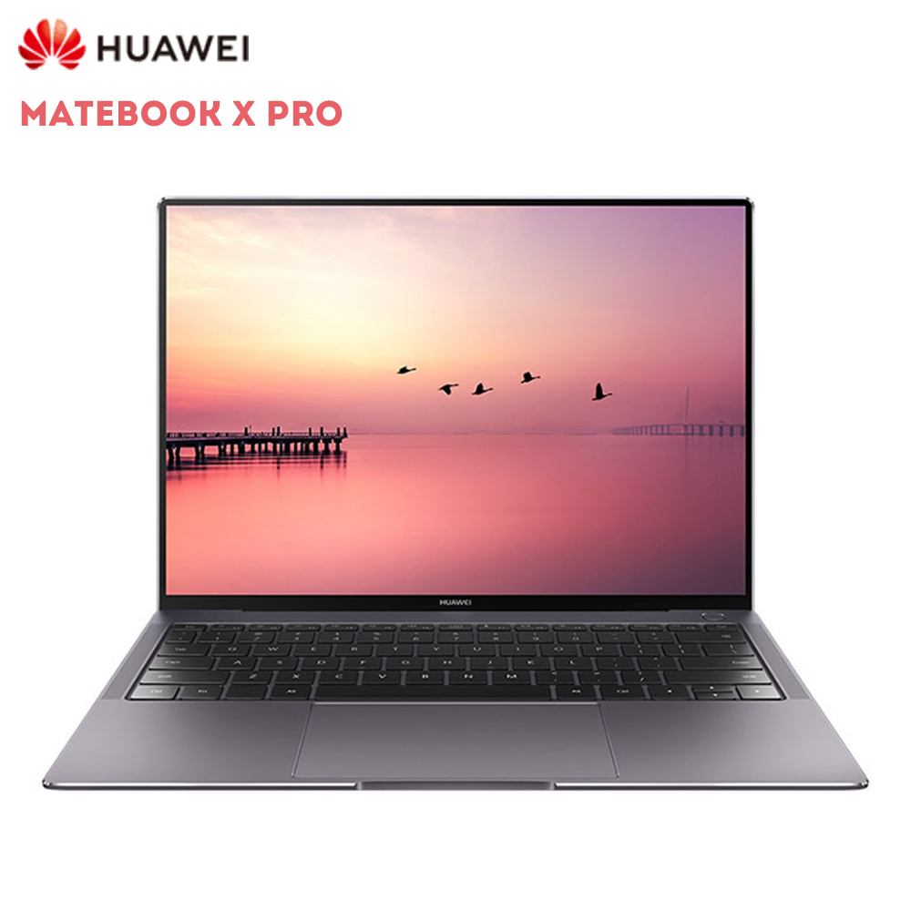 Original HUAWEI MateBook X Pro Laptop Intel Core i7 - 8850U 16GB RAM 512GB SSD NVIDIA Geforce MX150 Touch Screen картаев павел huawei matebook x pro и galaxy s9
