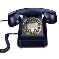 hotel home British style Vintage landine Telephone antika European Fashion antique fixed phone office telefono fijo