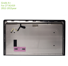 New Grade A+ Full LCD Assembly LM270WQ1 (SD)(F1) SDF1 SD F1 For Apple iMac 27″ A1419 MD095 MD096 LCD Display 2012 2013Year