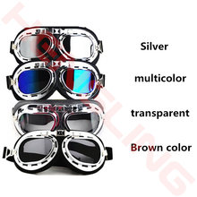 Anti-UV Outdoor Sport Cool Motocross Dirt Bike Goggles Racing Goggles Motor glasses-AP0057