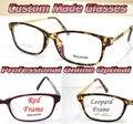 Мода леди выбор на заказ оптические линзы женщины очки для чтения + 1.0 + 1.5 + 2.0 + 2.5 + 3.0 + 3.5 + 4.0 + 4.5 + 5.0 + 5.5 + 6.0