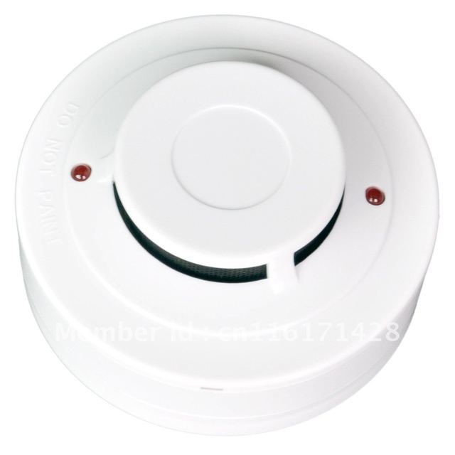 Conventional Smoke Detector YT102C 2 Wire smoke alarm Conventional ...