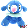 Monsters Popplio Sun Moon Toy  Animal soft stuffed Plush Dolls Kids Christmas Gift 18cm KT3176