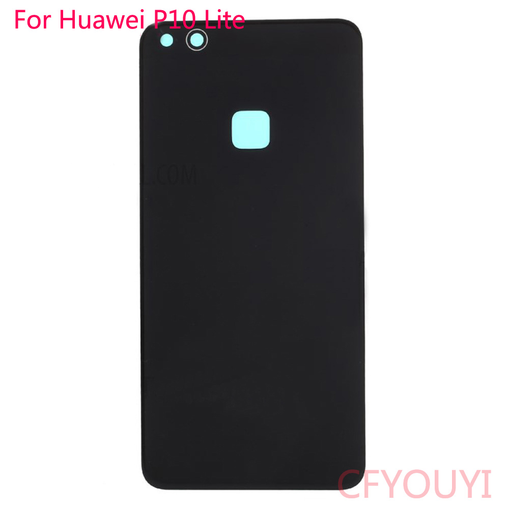 High qualiy For <font><b>Huawei</b></font> <font><b>P10</b></font> Lite <font><b>Battery</b></font> Door Back Housing <font><b>Cover</b></font> with Adhesive Sticker Replacement image