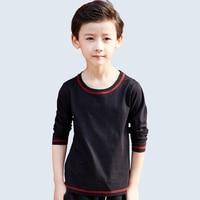 Pioneer Kids Retail fashion cotton boys t shirts Fashion School Boys t Shirt Outwear Spring Autumn boys Longsleeve Casual Tops