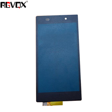 цены New Touch Screen For Sony Xperia Z1 L39h C6902 C6903 C6943 Digitizer Front Glass Lens Sensor Panel