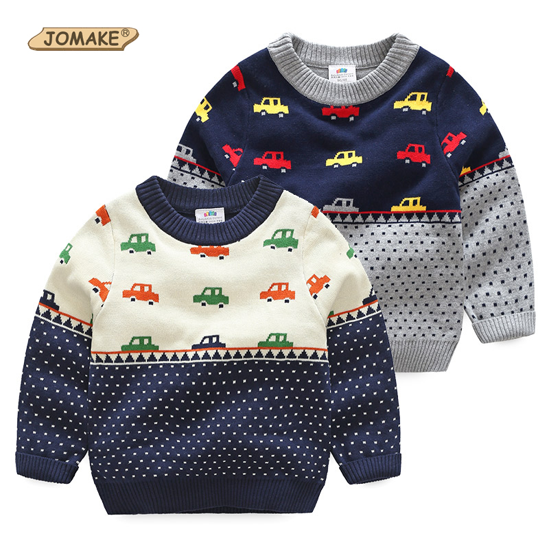 Autumn Winter Knitted Boys Sweaters Car Cartoon Kids Tops Coat Sweater for  Boy O-Neck - Popular Toddler Boys Sweater-Buy Cheap Toddler Boys Sweater Lots