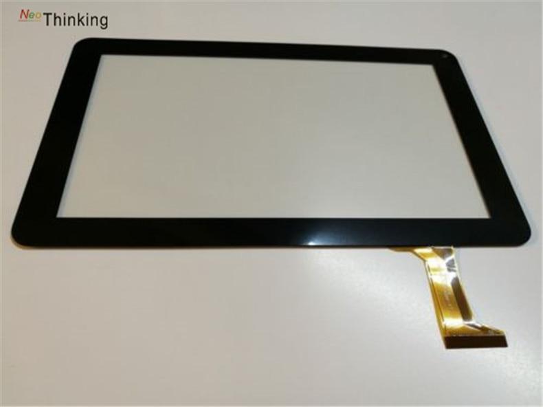 noir ecran tactile touchscreen digitizer MGLCTP-101425 Informatica ...