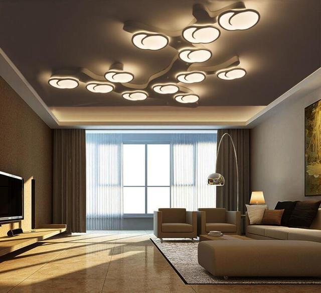 Iluminacion para dormitorios modernos encuentra este pin - Ikea iluminacion interior ...
