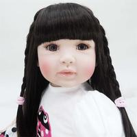 50cm Silicone Reborn Baby Doll Toys Like