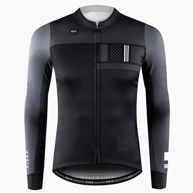 2019 New Men s Ciclismo Cycling Jersey Long Sleeve Autumn Winter Bicycle MTB  Road Bike Tops Clothing Wear Maillot Ropa Ciclismo de7a63a54