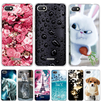 Case for Xiaomi Redmi 6A Case Cover Silicone Phone Case for Xiaomi Redmi 6A 5A 4A Cover Case Tpu Funda for Xiaomi Redmi 6A Coque