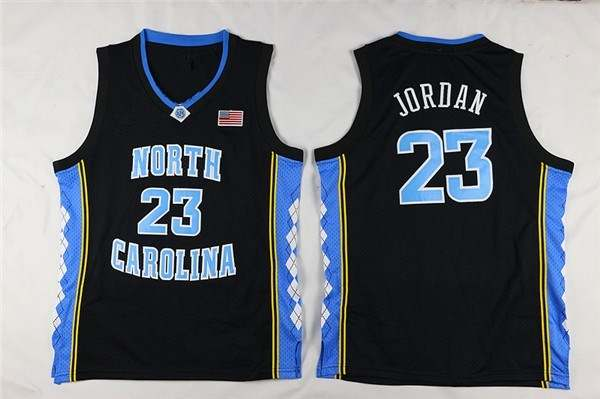 purchase cheap d0804 c7be1 North Carolina Tar Heels Michael Jordan 23 College Ice Hockey Jersey Size S  XXL -in Basketball Jerseys from Sports & Entertainment on Aliexpress.com |  ...