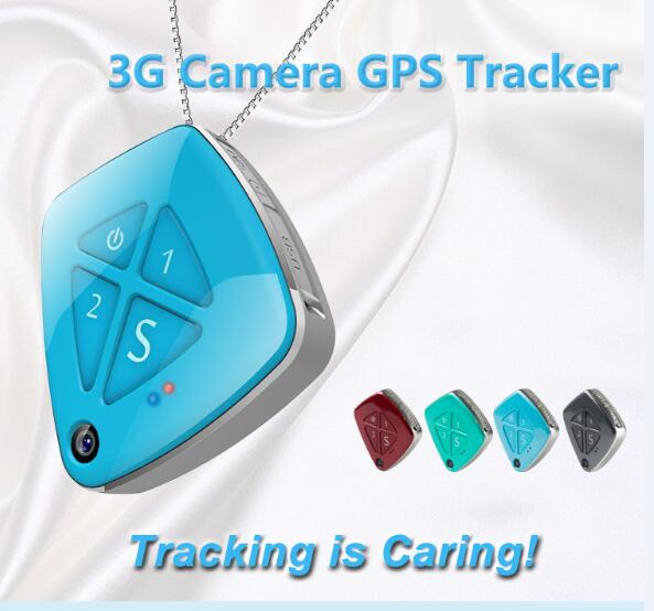 3G Camera GPS tracker 3G Network Tracker V42 GPS+WIFI+ LBS Real time tracking Multiple Position Picture monitoring gps tracker