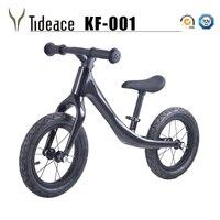 12 дюймов Рама из углеродного волокна для детей, углеродный руль для велосипеда детский двухколесный велосипед для От 2 до 6 лет ребенок из уг