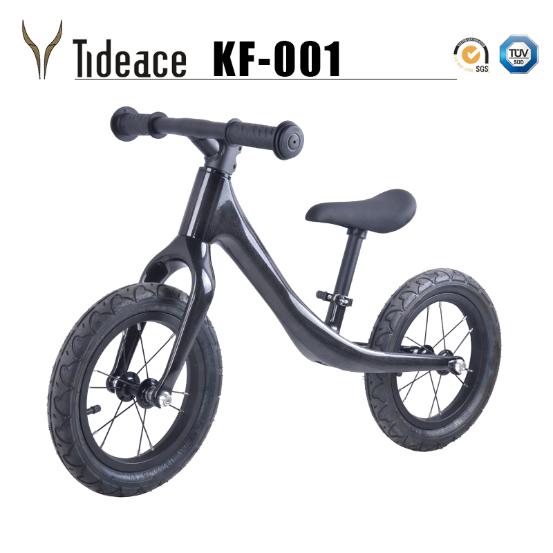 12inch Carbon Fiber Frame Children Carbon Bicycle Kids Balance Bike For 2~6 Years Old Child Carbon Complete Bike For Kids
