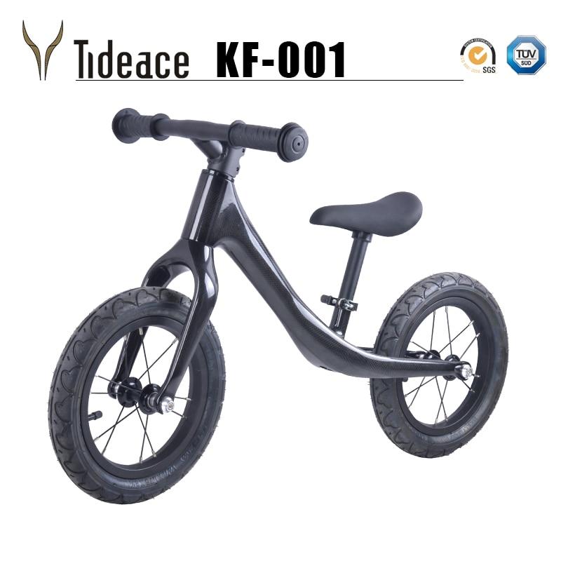 12inch Carbon Fiber Frame Children Carbon Bicycle Kids Balance Bike For 2~6 Years Old Child Carbon Complete Bike For Kids