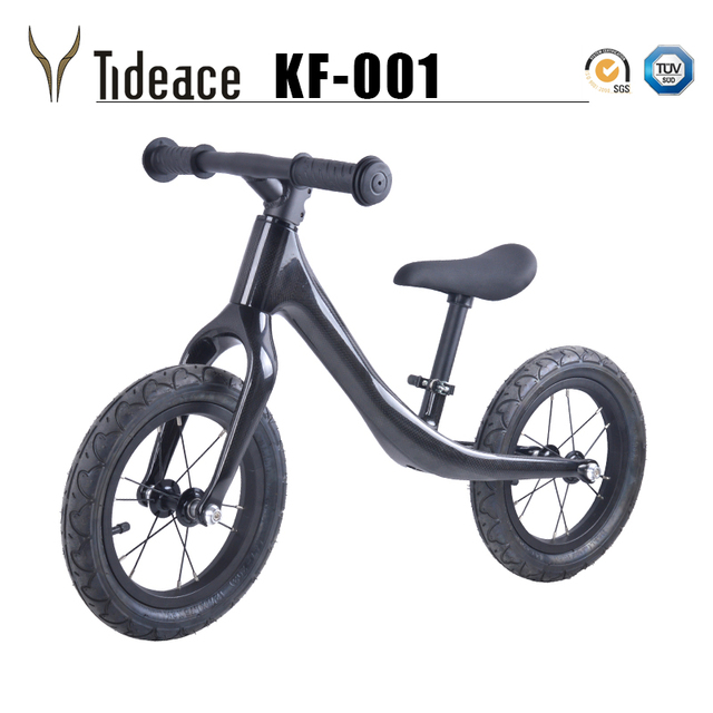 d0077eeb7b4 12inch Carbon fiber Frame Children carbon Bicycle Kids balance Bike For 2~6  Years Old Child carbon complete bike for kids
