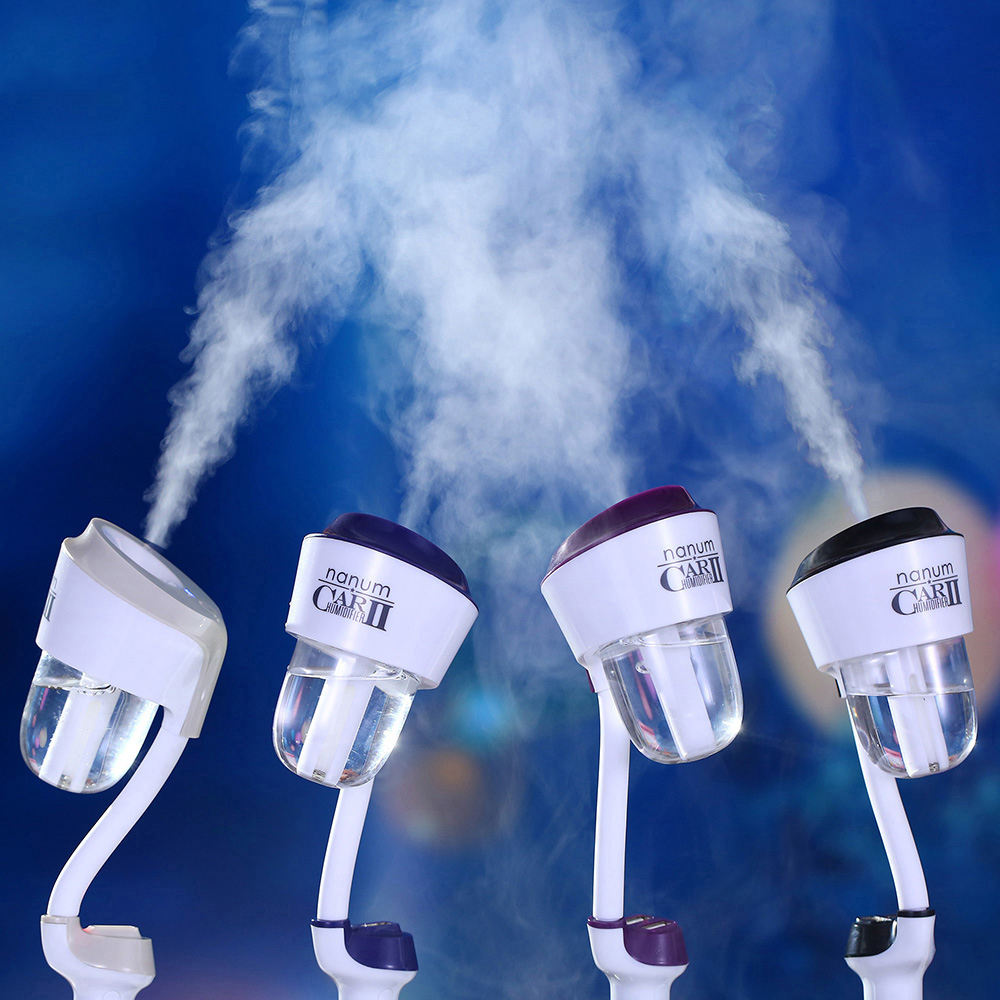 Car Aromatherapy Diffuser Air Humidifier Portable Humidifier Air Aroma Diffuser Mist Maker Ultrasonic Aroma Diffuser