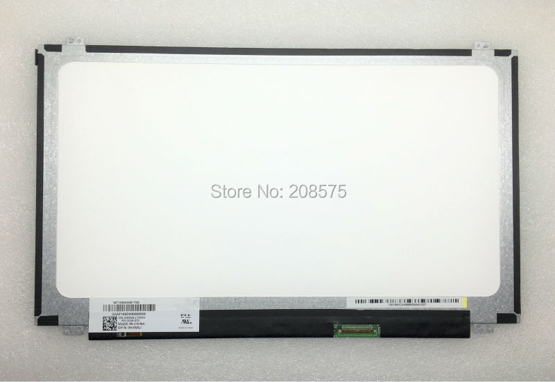 Free Shipping NT156WHM-T00 B156XTK01.0 40PINS EDP LCD SCREEN Panel Touch DisplayFOR Dell Inspiron 15 5558 Vostro 15 3558 JJ45K dell inspiron 3558