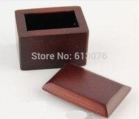 Mystery Box Card To Wooden Box Magic Trick Close Up Magic Street Magic Card Magic Mentalism
