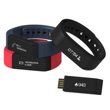 Оригинальный умный Браслет Bluetooth часы I5 плюс SmartBand браслет для IPhone Xiaomi трекер сна passmeter Bluetooth браслет