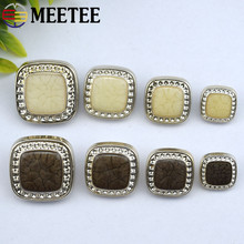 Manufacturers selling 2014 new resin overcoat buckle square button coat buttons