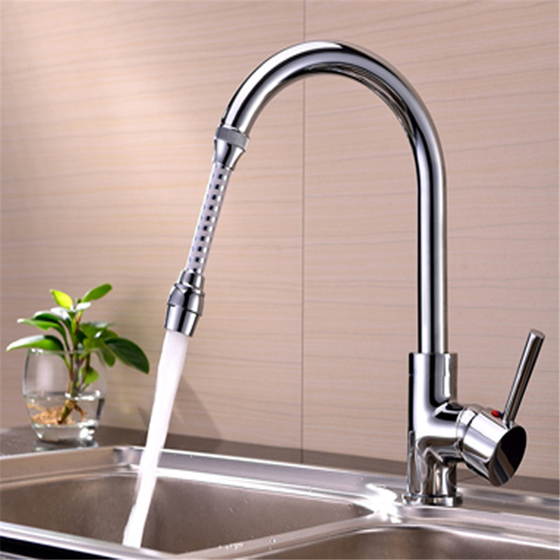 200 Pcs Kitchen Faucet Tap Water Saving Male Female Aerator Chrome