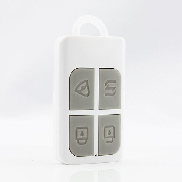 Alarm Accessories Wireless Portable Remote Control For KERUI Home Alarm System
