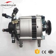Высокое качество OEM 8-94128-056-2/8-94122-488-3 12 V/75A генератор для isuzu 4JA1/4JB1/4JG2 TROOPER(UBS) 2,8 TD(UBS55