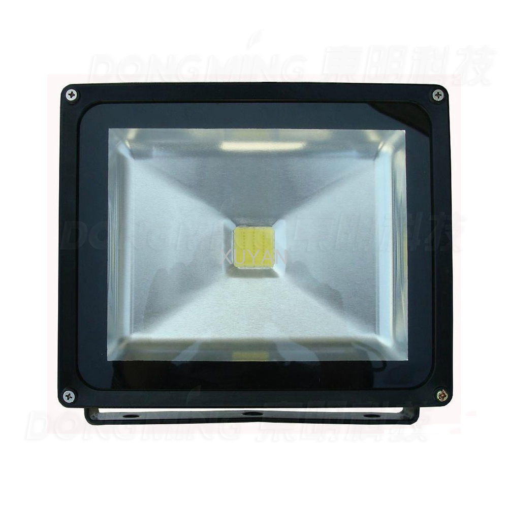 Led Flood Light 30W IP65 Waterproof LED Outdoor Lighting reflector Garden lamp Floodlight Warm White Cold White rgb AC85-240V купить