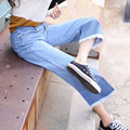 2017 Boyfriend Jeans Harem Pants Women Trousers Casual Plus Size Loose Fit Vintage Denim Pants High Waist Jeans Women C330