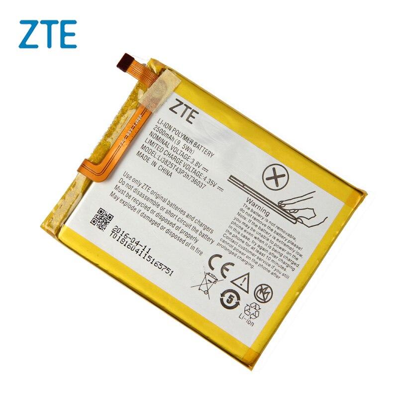 Original ZTE Li3825T43P3h736037 Phone battery For ZTE Blade A2 Blade V7 Lite Dual SIM BV0720 2500mAhOriginal ZTE Li3825T43P3h736037 Phone battery For ZTE Blade A2 Blade V7 Lite Dual SIM BV0720 2500mAh