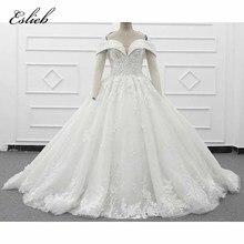 Eslieb Wedding dress 2019 Ball Gown Wedding Dresses