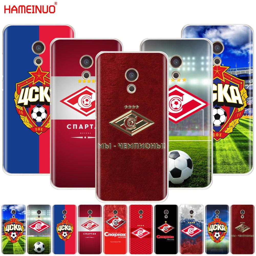 Hameinuo русский Москва футбол крышка телефона чехол для Meizu M6 M5 M5S M2 M3 M3S MX4 MX5 MX6 Pro 6 5 U10 U20 Примечание плюс