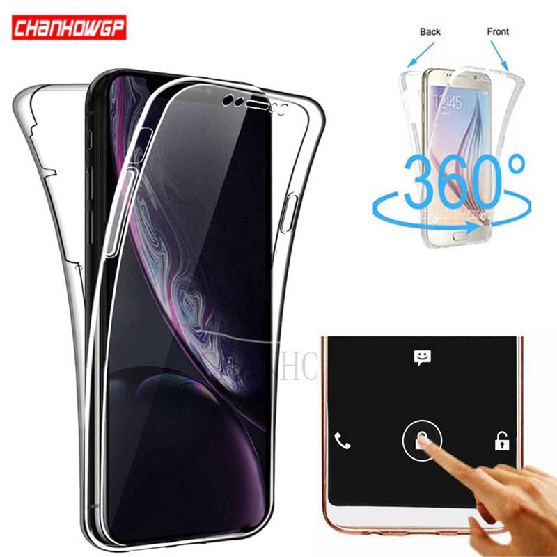2X 360 Full Clear Soft <font><b>Case</b></font> For <font><b>LG</b></font> G4 Beat Stylus <font><b>G</b></font> <font><b>Stylo</b></font> G5 G6 K10 2017 For <font><b>LG</b></font> K10 K8 2017 K5 K4 K7 LV3 US LV1 LV5 Fundas Cover image