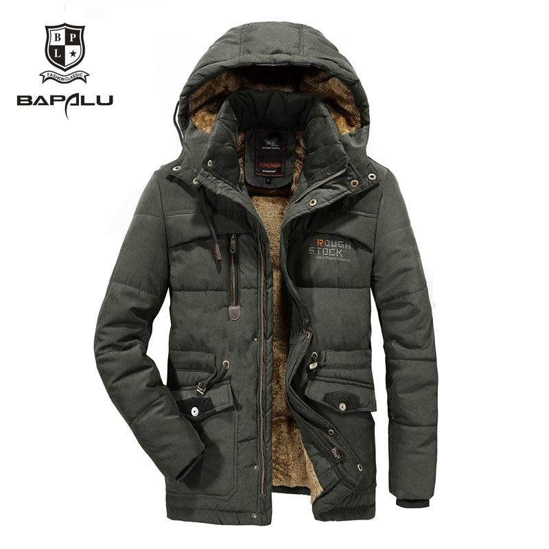 Neue große größe L-4XL 5XL 6XL7XL 8XL winter jacke mittleren alters männer dicke warme jacke jacke männer casual mit kapuze jacke Mantel 868