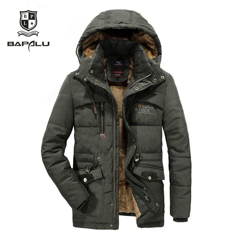 Nouvelle grande taille L-4XL 5XL 6XL7XL 8XL hiver veste hommes d'âge moyen de chaud épais de veste veste hommes à capuchon occasionnel veste Manteau 868