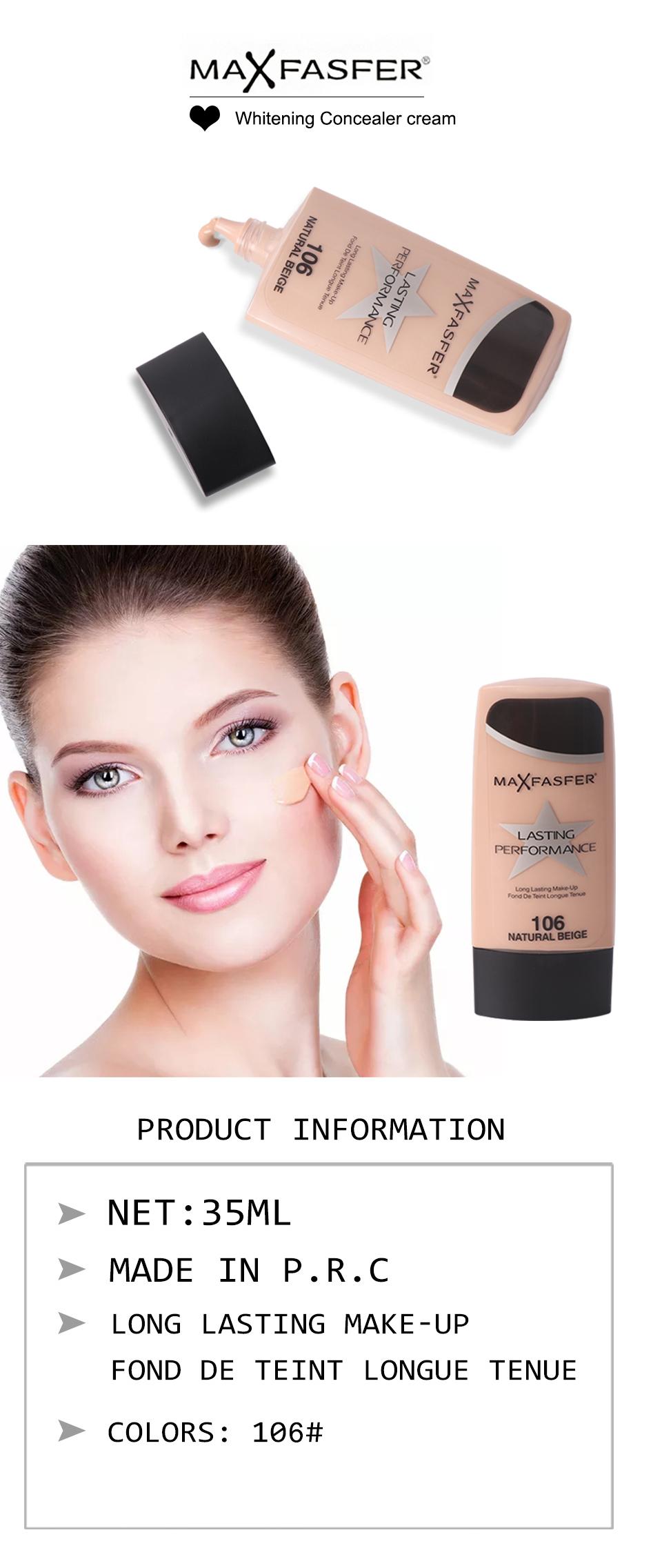 Top-Gesicht Make-up-Grundlagen