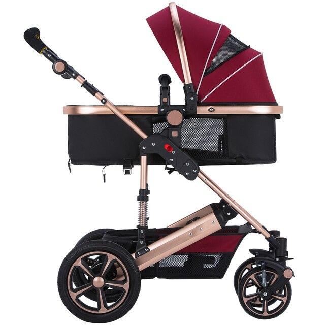 Wert Kinderwagen Kinderwagen Kinder Kinderwagen Farbe Beige Rot Blau ...