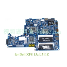 laptop motherboard for DELL XPS 15Z L511Z CN-0YHJDK YHJDK DASS8BMBAE1 i5-2450M HM67 NVIDIA GT525M DDR3