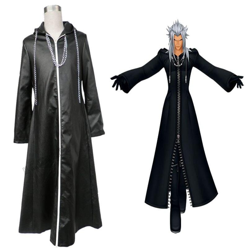 Popular Kingdom Hearts Organization XIII Roxas Halloween Cosplay Costume