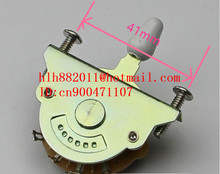 free shipping new electric guitar accessories five gears switch  DW-2