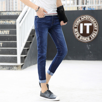 Fashion Models Slim Fit Men S Jeans Classic New Denim Men Jeans Long Male Jeans Men
