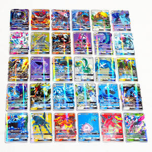 Toy Cards-Game Battle Carte MEGA Trading Shining Pokemon TAKARA Children GX 200pcs
