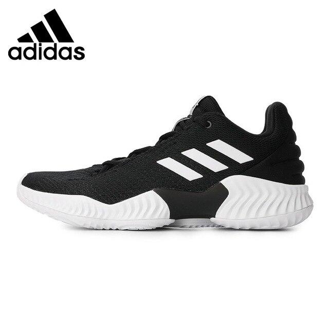 aa54ba635b18d Original New Arrival 2018 Adidas Pro Bounce LowEXPLOSIVE Men s Basketball  Shoes Sneakers
