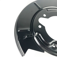 Rear Disc Brake Back Plate Right Hand Dust Cover Shell 34211162062 Easy Installation Replacement for BMW E30 E36