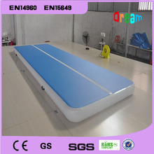 Free Shipping! 5*1*0.2m Kids Inflatable Air Track For Sale, Inflatable Air Tumble Track Inflatable Air Track Gymnastics