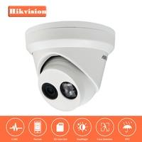 Hikvision H.265 IP Камера DS 2CD2385FWD I 8MP сети башни Камера обновляемых видеонаблюдения Камера с слот для карты SD